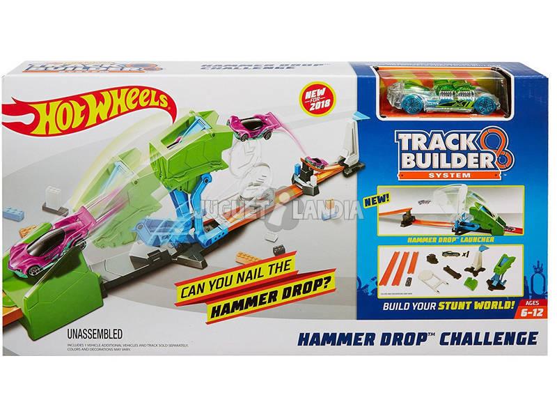 Hot Wheels Track Builder Retos Mattel FLL00