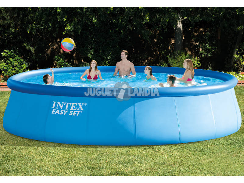 Acheter piscine gonflable 549 x 122 intex 26176 for Acheter piscine intex