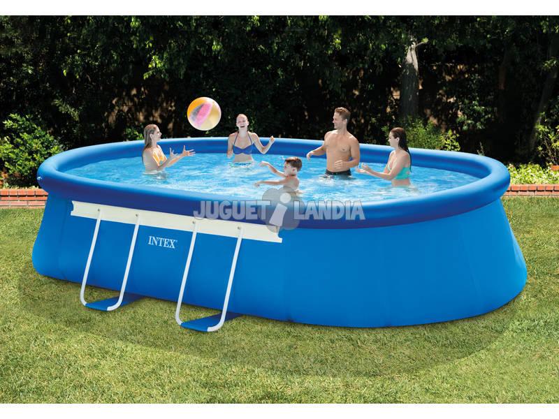 Acheter piscine gonflable 549 x 305 x 107 cm intex 26192np for Acheter piscine intex