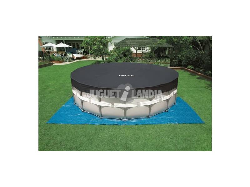 Piscina desmontable 549x132 cm intex 26332 juguetilandia for Juguetilandia piscinas desmontables