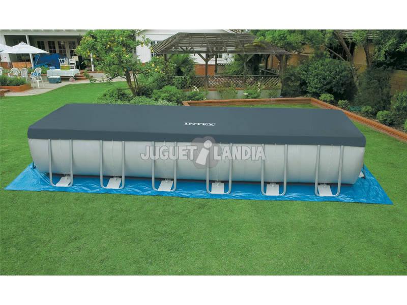 acheter piscine hors sol 975 x 488 x 132 cm intex 26372. Black Bedroom Furniture Sets. Home Design Ideas