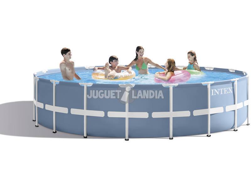 Acheter piscine hors sol 549 x 122 cm intex 26752 for Acheter piscine intex