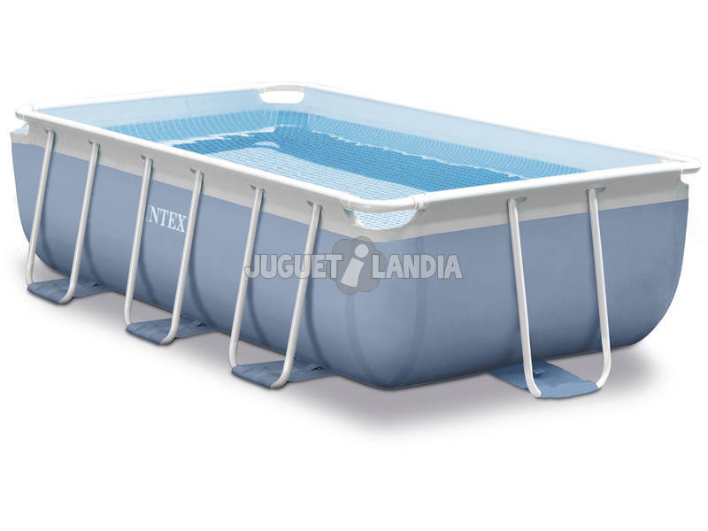 piscina desmontable 300x175x80 cm intex 26772 juguetilandia