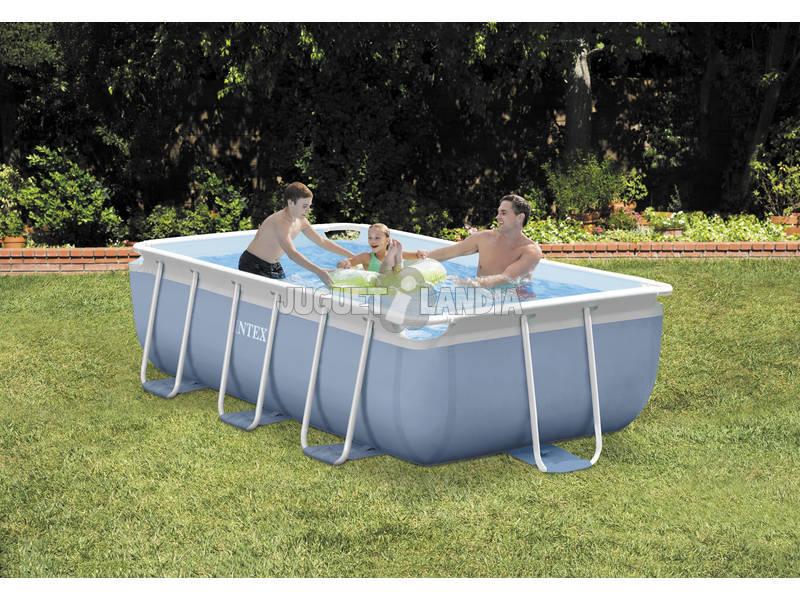 acheter piscine hors sol 300 x 175 x 80 cm intex 26772 juguetilandia. Black Bedroom Furniture Sets. Home Design Ideas