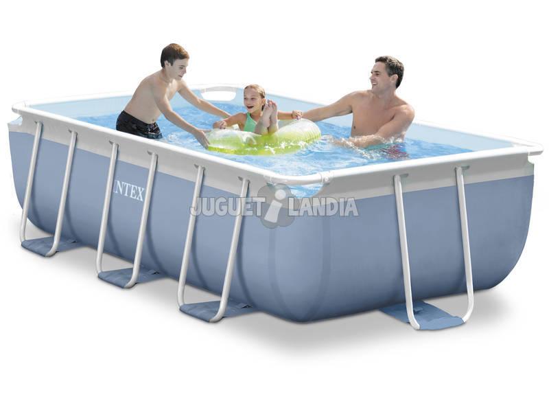 Piscina fuori terra 300x175x80 cm intex 26772 juguetilandia for Comprare piscina fuori terra