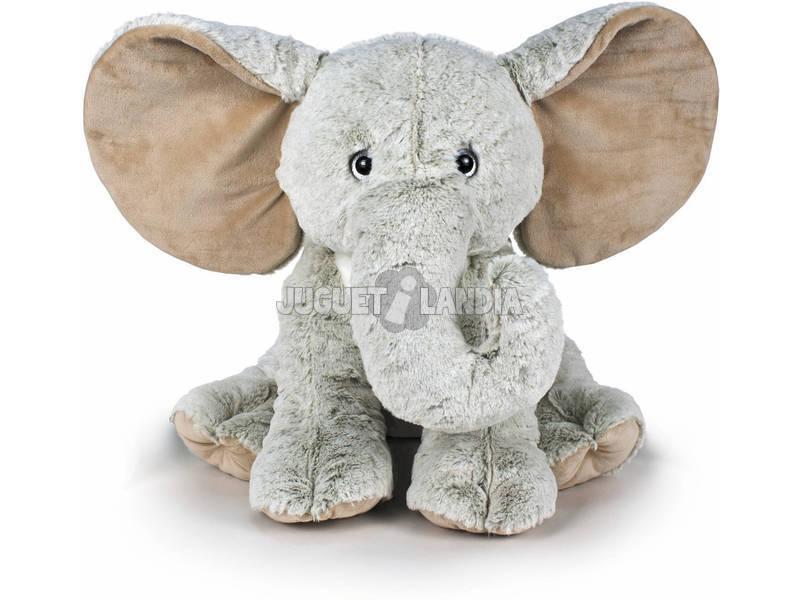 Peluche Elefante Nature 54 cm.