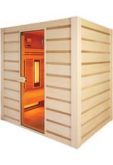 Sauna Hybrid Infrarouges et Traditionnel
