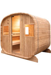 Sauna Barrel Traditionnel