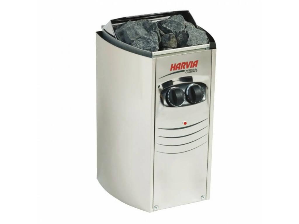 Calefactor Sauna Eléctrico Vega Compact 3.5 Kw Poolstar SN-HARVIA-PO35