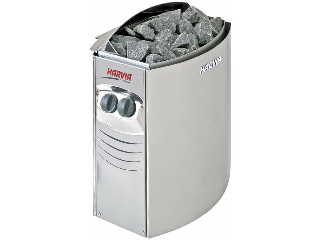 Aquecedor elétrico de sauna Vega 8 Kw Poolstar SN-HARVIA-PO80