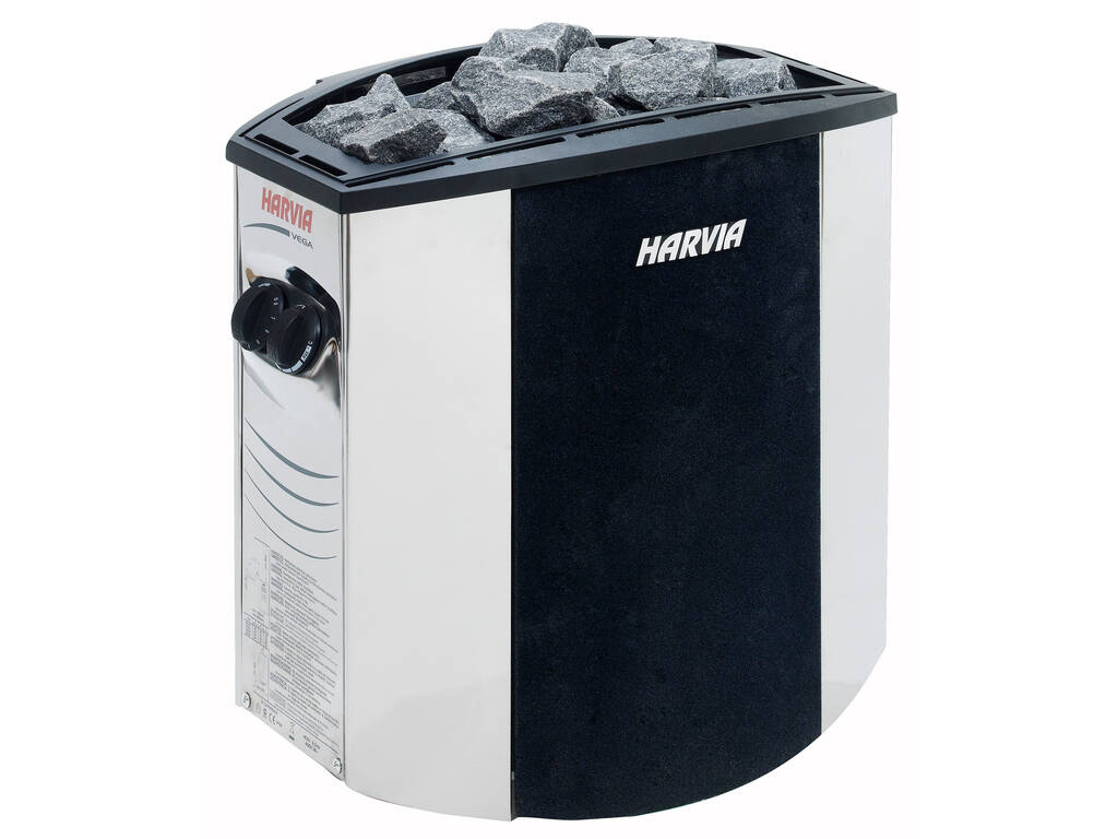 Aquecedor elétrico da sauna Vega Lux 4,5 Kw Poolstar SN-HARVIA-BX45