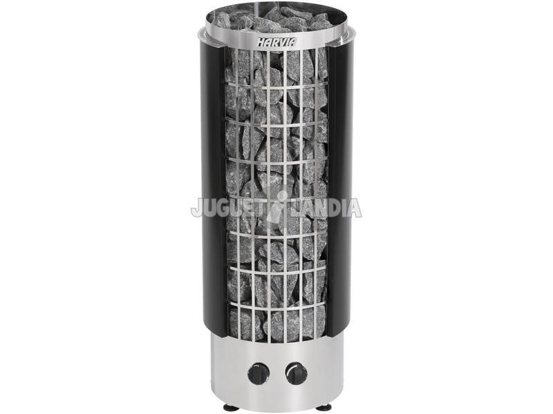 aquecedor sauna elétrico Cilindro 6,8 Kw Poolstar SN-HARVIA-PC70H