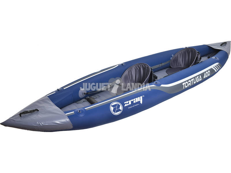 Kayac Hinchable Zray Tortuga -2 personas- Poolstar PB-ZKK400