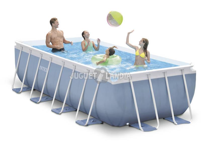 Acheter piscine hors sol 488 x 244 x 107 cm prism frame for Acheter piscine intex