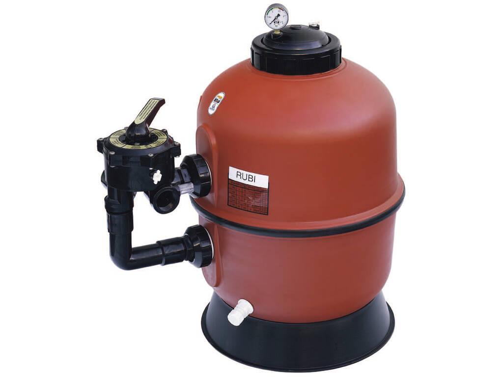 Filtro de filtro Rubí Arena 400 QP 560061