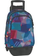 Daypack con Carro Campro Ghetto Perona 53731