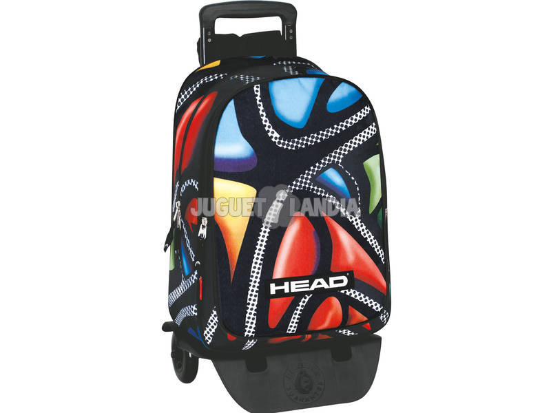 Daypack com Cabeça de Carro Habilidade Perona 53731