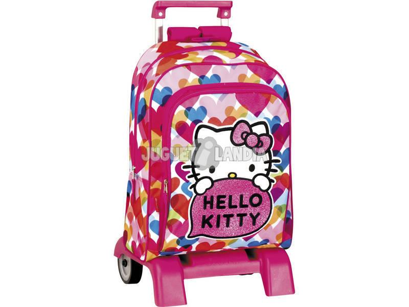 Hello Kitty Daypack y Carro Perona 52124