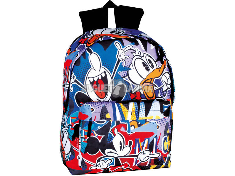 Mickey Mouse Mochila Junior Perona 53496