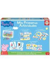 Mes premières activités Peppa Pig Educa 17249