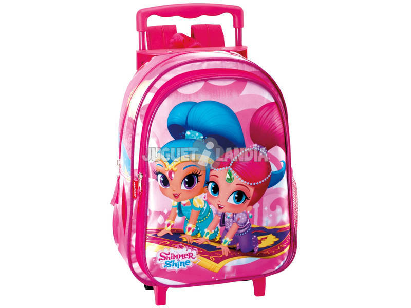 Shimmer and Shine Mochila con Carro Infantil Perona 55249