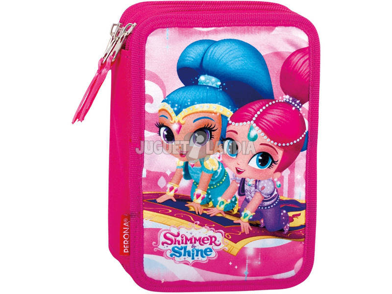Shimmer and Shine Plumier Triple Perona 55254