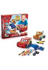 imagen Cars Mis Coches 3D para Colorear Canal Toys CARC 013