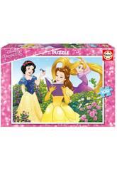 Puzzle 100 Princesas Disney Educa 17167