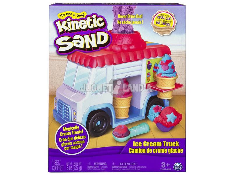Kinetic Sand Camión de los Helados Bizak 61921452