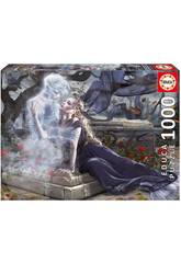 Puzzle 1000 Sposa in Nero Educa 17661