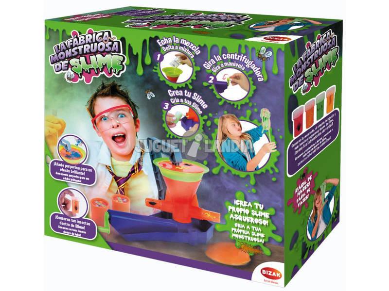 Slime Fábrica Monstruosa Bizak 6331 7005