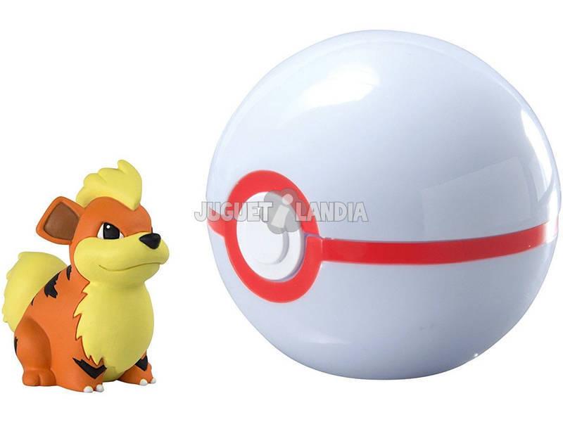 Pokemon Pokeball Clip n Carry Bizak 5320
