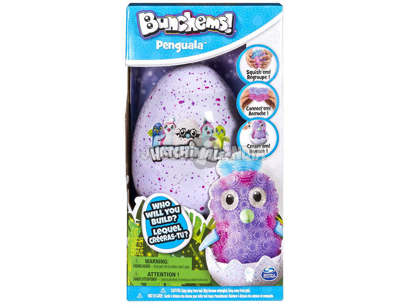 Bunchems Hatchimals Kit Bizak 6831