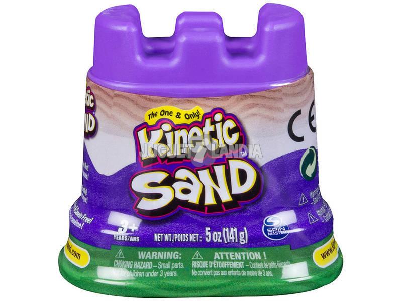 Kinetic Sand Contenedor 140 gr Bizak 1419
