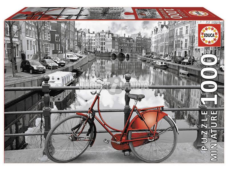 Puzzle 1000 Amsterdam Miniature Educa 17116