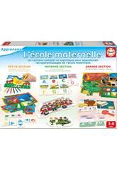 Kit L'École Maternelle Educa 17064