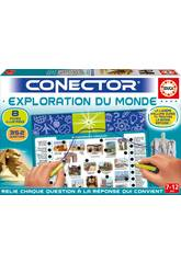 Conector Exploration Du Monde Educa 17582