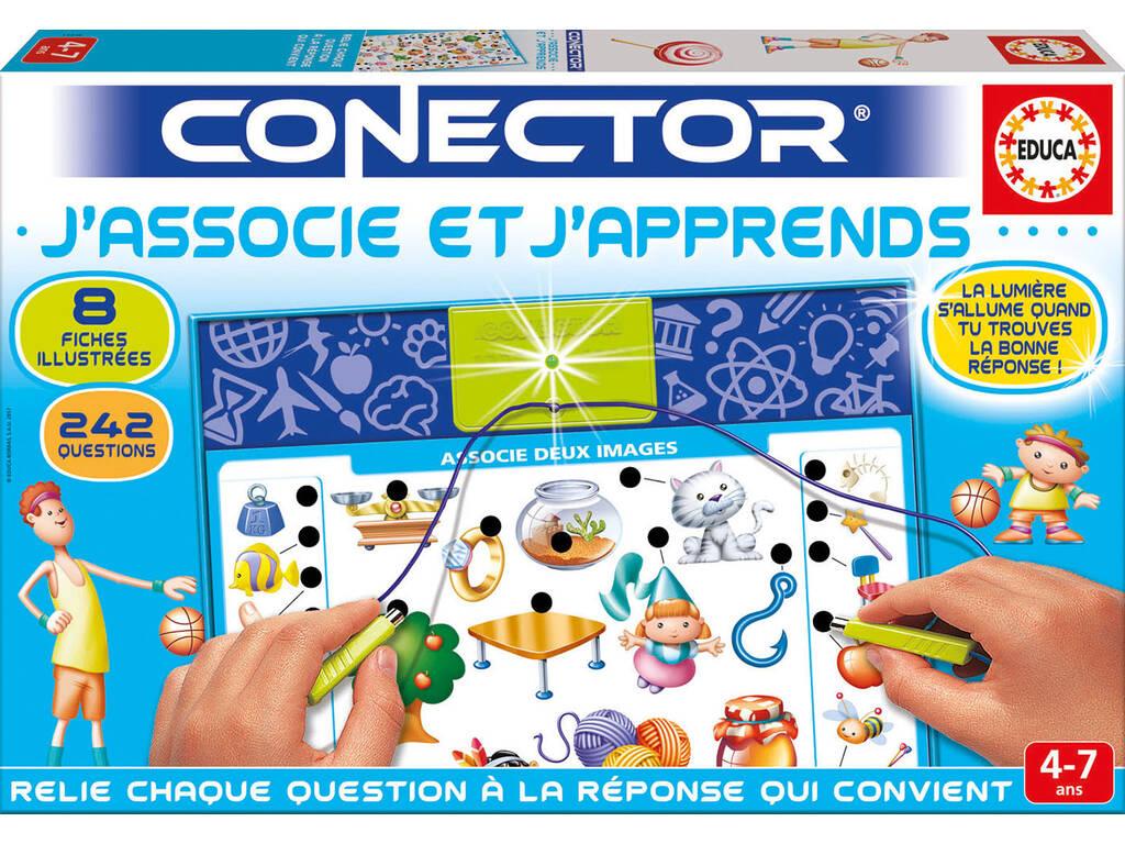 Conector J'Associe Et J'Apprends Educa 17316