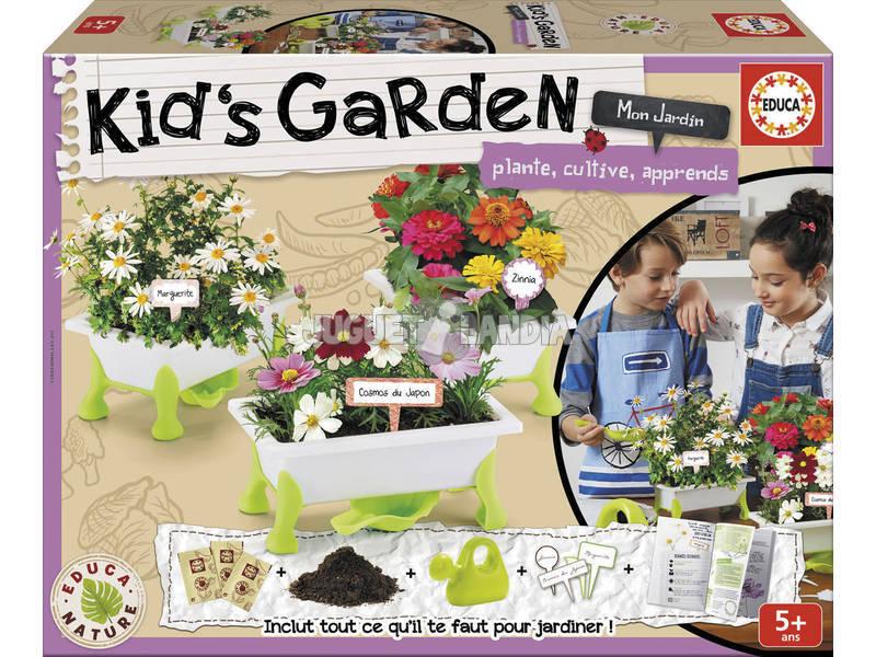 Kid's Gardin Mon Jardin Educa 17586