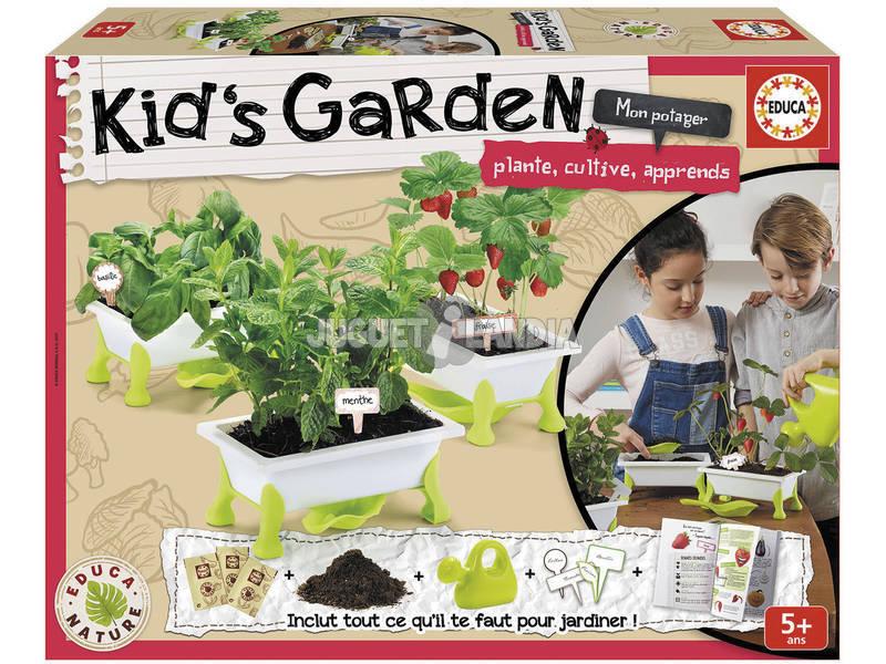 Kid's Garden Mon Potager Educa 17308