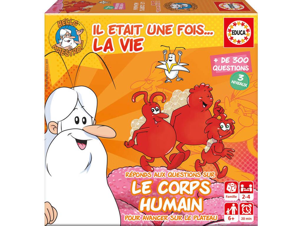 Mini Jeu Il Etait Une Fois . . . La Vie Educa 17352