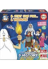 imagen Mini Jeu Il Etait Une Fois ... L'Homme Educa 17353