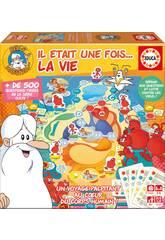 Mini Jeu Il Etait Une Fois ... La Vie - Le Jeu Educa 17355