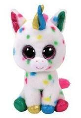 Peluche Harmonie Speckle Unicorn 15 cm Ty 36898