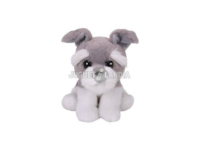 Pelúcia Harper Grey Dog 15 cm. Ty 42268