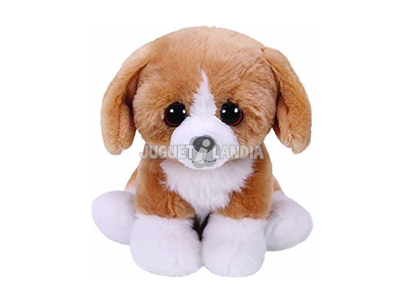Peluche Franklin Brown Dog 15 cm. Ty 42269