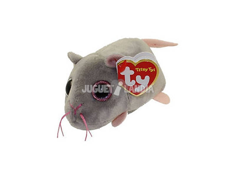 Peluche Teeny Tys Miko Mouse 5 cm. Ty 41237