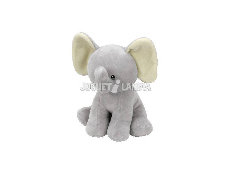 Pelúcia Baby Bubbles Elephant 15 cm. Ty 32131