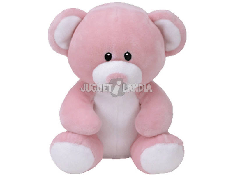 Peluche Baby Princess Pink Bear 15 cm. Ty 32127