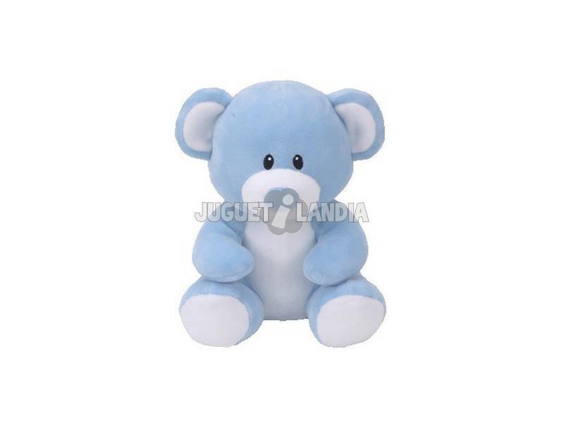 Peluche Baby Lullaby Blue Bear 15 cm. Ty 32128